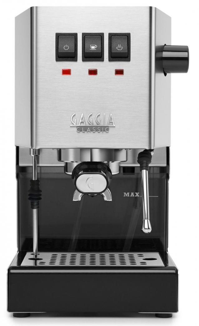Кофеварка GAGGIA NEW CLASSIC SB SS
