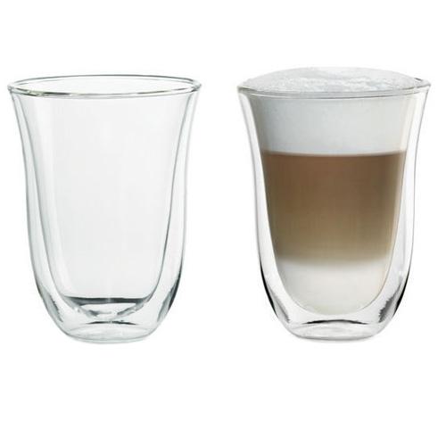 Купить со скидкой Набор стаканов Delonghi LATTE MACCHIATO (2 шт) 220 ML
