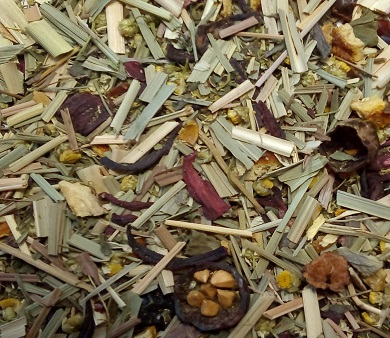 Чай Травяной рассыпной Trevi Альпийский луг 500 г