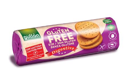 Купить Сладкое, Печенье Gullon Digestive без глютена 150 г, Испания