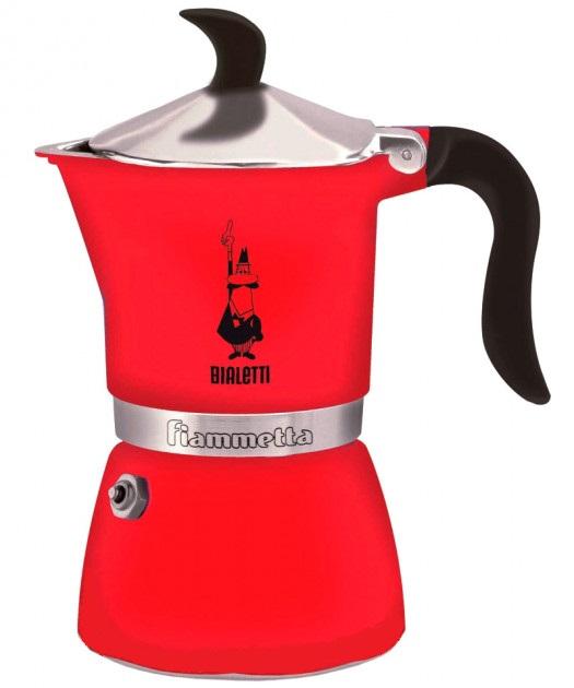 Гейзерная кофеварка Bialetti Fiammetta 180 мл (0005342)