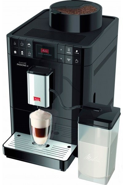 Цена Кофемашина Melitta Caffeo Passione OT Black