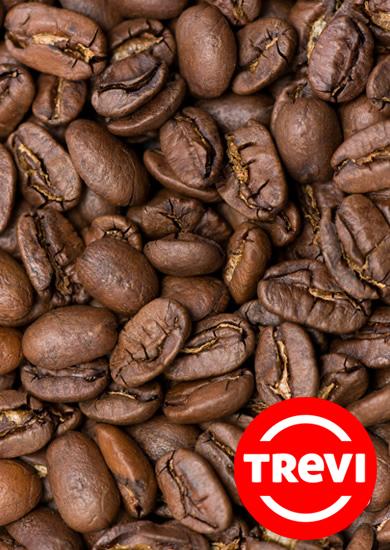 Кофе в зёрнах Trevi Арабика Колумбия Марагоджип 1 кг