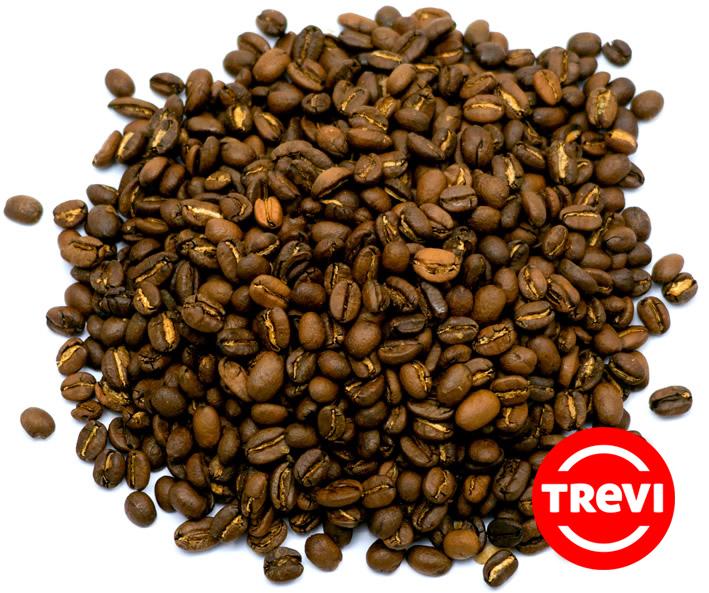 Кофе в зёрнах Trevi Арабика Эфиопия Иргачиф 500 г