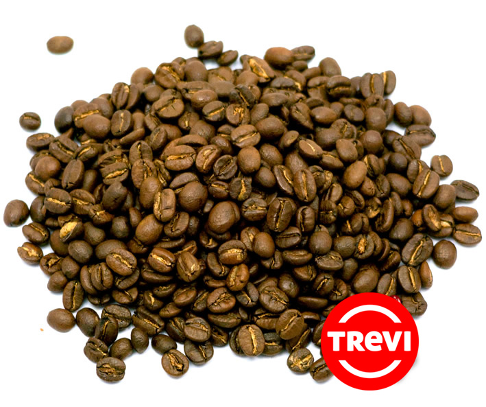 Кофе в зёрнах Trevi Арабика Кения 500 г