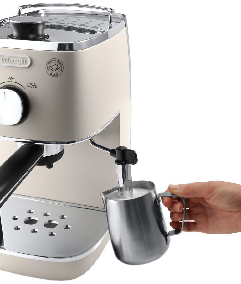 Кофеварка DeLonghi ECI 341 W Distinta