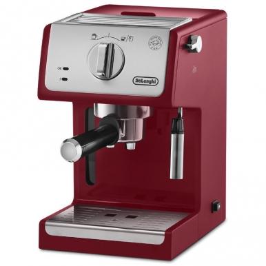 Кофеварка DeLonghi ECP 33.21 R