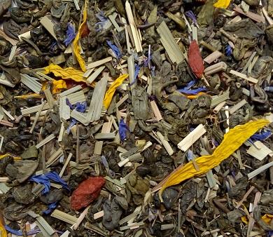 Чай Зеленый рассыпной Trevi Древний Китай 500 г