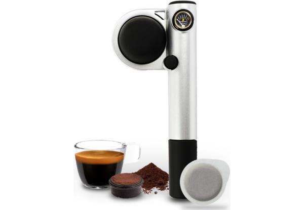 Портативная кофеварка  Handpresso Pump GREY