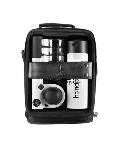 Портативная кофеварка Handpresso Pump Set White