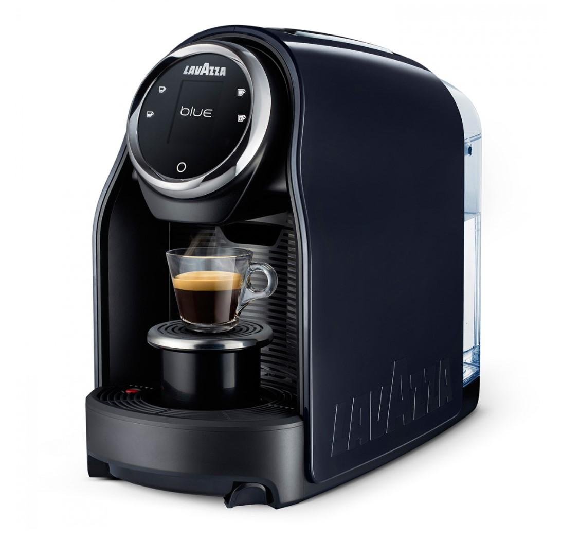 Купить Капсульные кофемашины, Капсульная кофеварка Lavazza BLUE Classy LB 1150, Синій, Італія
