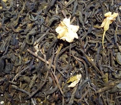 Чай Зеленый рассыпной Trevi Зеленый Молихуа 100 г