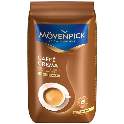 Купить со скидкой Кофе в зернах Movenpick Caffe Crema 500 г