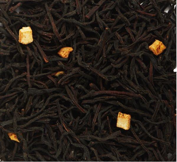 Чай черный  рассыпной Trevi Наполеон Грей  1 кг