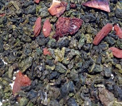 Чай рассыпной Trevi Оолонг с Годжи 500 г