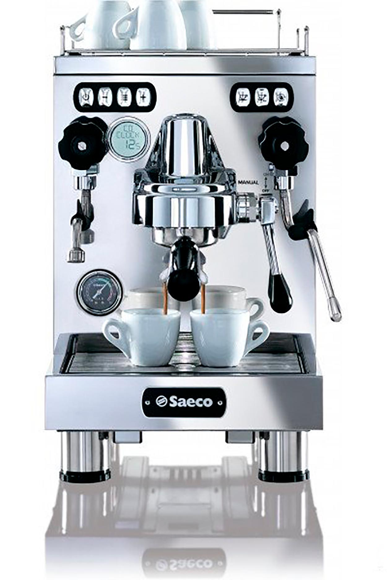 Купить со скидкой Профессиональная кофемашина Saeco PR SE50 1GR 10004950