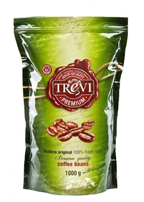 Купить со скидкой Кофе в зёрнах Trevi Premium 1 кг