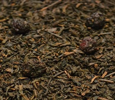 Чай черный Trevi Пуэр  с вишней 50 г