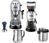 Дизайнерский комплект The Barista Pack DeLonghi ECKG 6821 M Dedica
