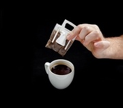 Дрип-пакет для заваривания молотого кофе 10шт