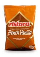 Растворимый капучино Vanilla Ristora 1 кг
