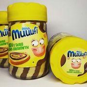 Паста MixFix cream Kruger шоколадно-бананова
