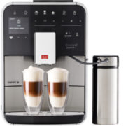 Кофемашина Melitta Caffeo Barista TS Smart Silver
