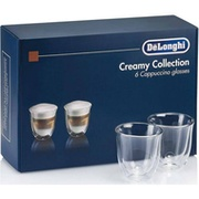 Набор стаканов Delonghi DLSC301 CAPPUCCINO (6 шт) 190 ML