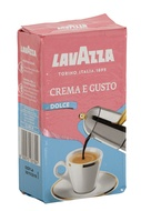 Кофе молотый Lavazza Crema e gusto gusto Dolce 250 г