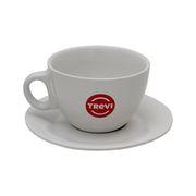 Чашка Trevi 286 мл белая