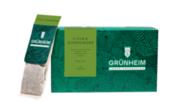 Чай зеленый пакетированный Grunheim China Special Gunpowder 20 шт