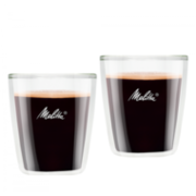 Комплект стаканов Melitta ESPRESSO 80 мл (2 шт.)