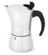 Гейзерная кофеварка Fissman 360 мл (6 чашек 3318)