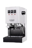 Кофеварка GAGGIA New Classic White RI9480/13