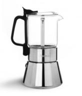 Гейзерная кофеварка Fissman 360 мл (6 чашек 3319)