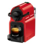 Капсульная кофеварка Nespresso Inissia Intense Red