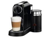 Капсульная кофеварка Nespresso CitiZ and Milk Black