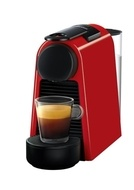 Капсульная кофеварка Nespresso Essenza Mini D30 Red