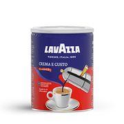 Кофе молотый Lavazza Crema e gusto ж/б 250 г