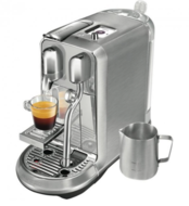 Капсульная кофеварка Nespresso Creatista Plus Stainless Steel
