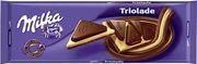 Шоколад молочный Milka Triolade 300 г