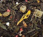 Чай зеленый с черным рассыпной Trevi Основной инстинкт 50 г