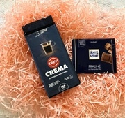 Набор Coffee box Crema