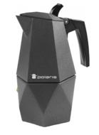 Гейзерная кофеварка POLARIS Kontur 4C (015182)