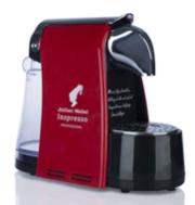 Капсульная кофеварка Julius Meinl Professional BUNNY Blue Red