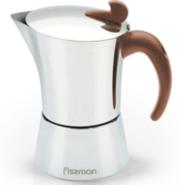 Гейзерная кофеварка Fissman на 4 порции 240 мл (9414)