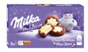 Печенье Milka Milk & Choc White (187 г)