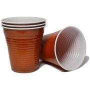 Пластиковий стакан для вендинга 185 мл (100 шт)