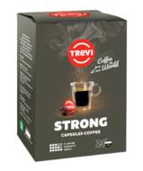 Кофе в капсулах Trevi Strong  Blue - 20 шт