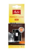 Таблетки для чистки  от масел и жиров Melitta PERFECT CLEAN 4 шт